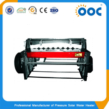 Solar water heater production line