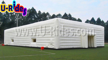 outdoor wedding inflatable cube event tent for sales