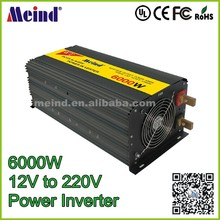 12v 110v dc/ac solar inverter 1000w ,1500w,2000W,3000W 4000W 5000W 6000W modified sine wave