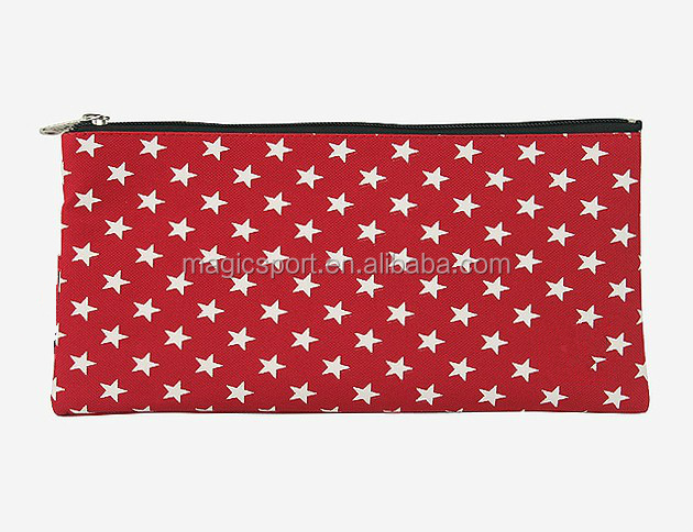 2014 neoprene fashion kids pencil case/bag/pouch with heat transfer printing