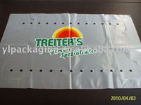 PE perforated film