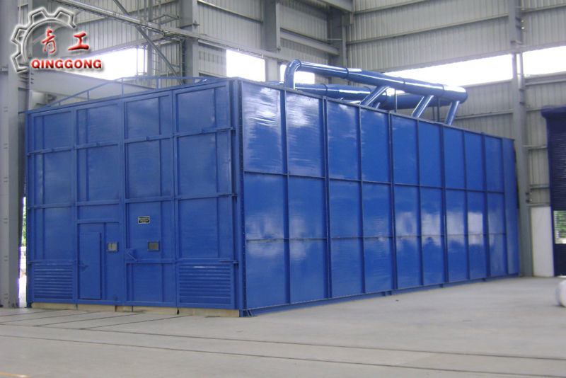 Air Blasting Booth/Room/Chamber/Cabinet/Equipment