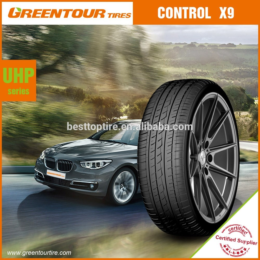 new design tires car with CE&ISO