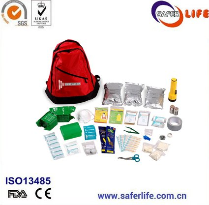 first aid kit D112 72 hour survival first aid kit
