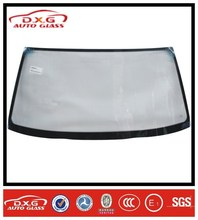 auto glass laminated front windscreen for Niss-an xyg quality