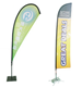 FF-007 out door Feather Flags or Banners for advertising and promotion
