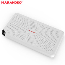 Marakoko MPB3 10000 mAh Ultra Compact Portable Charger 2-Port External Battery Power Bank with High-Speed Charging Technology