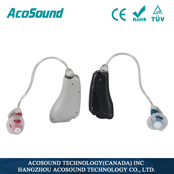 AcoMate 821 RIC China hearing aids Digital and Cheap 8 Channels hearing aids