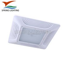 Explosion Proof 80w 100w canopy led light gas station waterproof high power