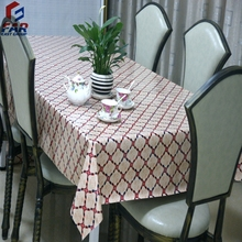 Hot Sale Dollar General Christmas Plastic Table Cloth
