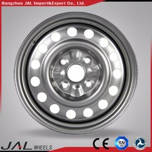 Widely Used ODM And OEM Professional Factory Silver Steel 4x114.3mm Passenger Car Rim Wheel