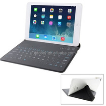 Ultrathin Universal Bluetooth Keyboard Crazy Horse Texture Leather Case for 7.0 inch Tablet PC