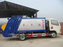 XBW 2.5tons garbage compactor truck