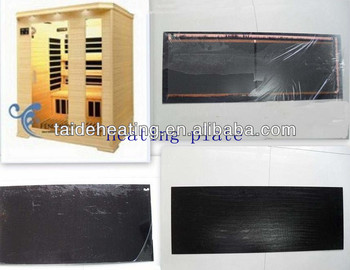 high quality carbon fiber sauna infrared heater