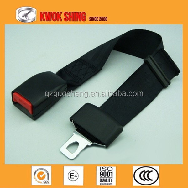 CCC E4 Certificated Bus/Truck/Car Seat Belt Buckle Types