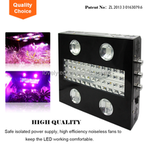 600w LED Hydroponic Grow Light, IP65, Grow Tomatoes, Pepper, Fruits