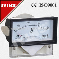 CE 70*40mm ac dc round analog panel meter