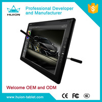 2015 New arival!!! Huion GT-185HD 18.5 inch interactive Graphics drawing Tablets Monitor