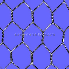 Anping supply 22 gauge iron wire with 25mmX25mm hexagonal hole opening chicken fence