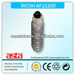 Compatible for Ricoh 2220D Copier black toner cartridge