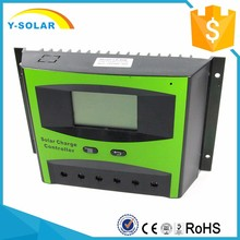 Y-Solar LD-50B li-ion Charge Controller Solar 50A 12V/24V Auto Recognition LCD Displaying 3 Stage Charging Controller