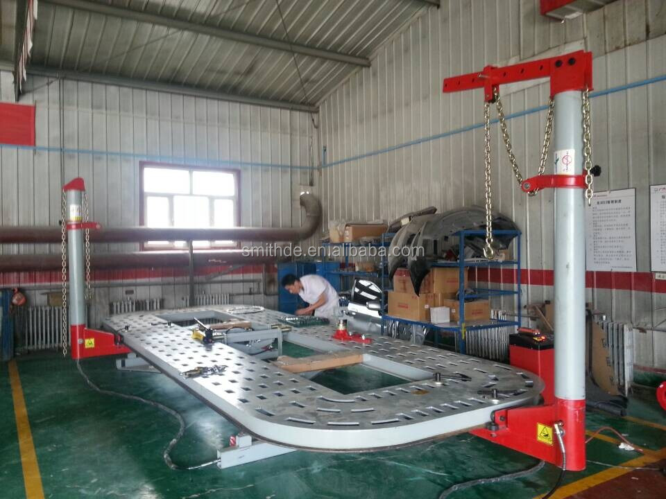 S1L Panel beating equipment / car bench / chassis straightener ...