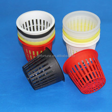 Hotselling Various Mesh Plastic Net Cup for Green Plants