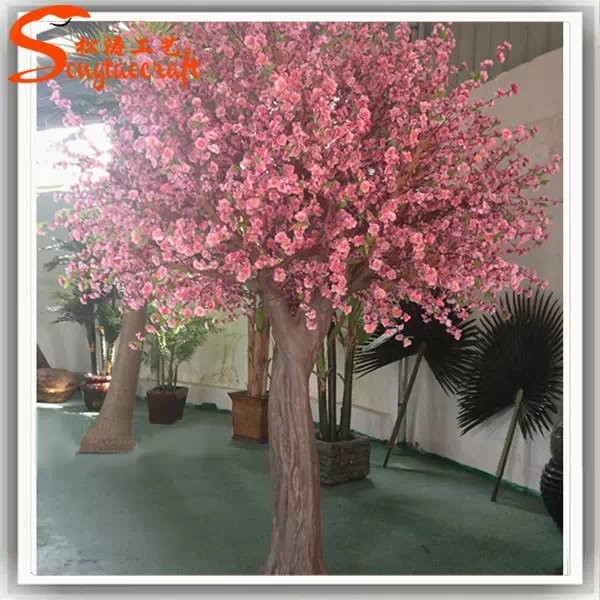 Japanese cherry blossom tree/artificial cherry blossom branch/artificial flower cherry blossom tree