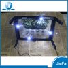 Plastic Frame Large Foldable Working LED Magnifier