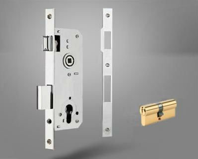 INTERIOR MORTISE LOCK WITH BALL BEARING
