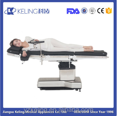 KL -D.III Examination table delivery bed/OT table/electric operating table factory price