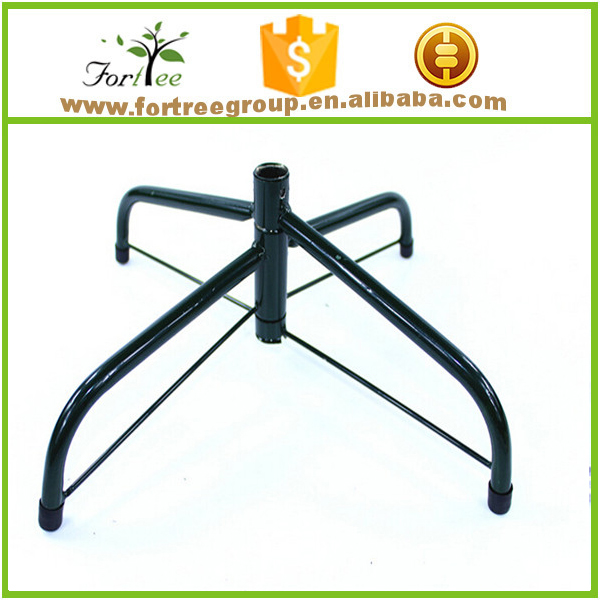 wholesale cheap decorative mental christmas tree stand base