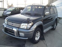 2001 TOYOTA LAND CRUISER PRADO RZJ95W-0050217 USED CAR FOB US$16900