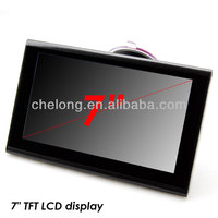 "7"" TFT LCD display CPU MediaTek MT3351 car GPS navigator"