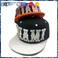 promotional classics low MOQ snapback in sport Fashion hats suppliers