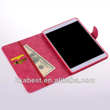 hot selling pu stand leather case for ipad 5 ipad air alibaba express