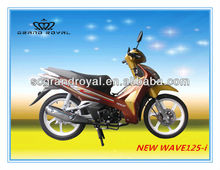 Motorcycle new and nice design 125CC (new wave125-i)