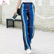 Factory price yoga pants ladies fashion baggy pants trousers women cotton harem pants