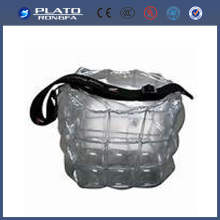 Hot Sale Protective Inflatable PVC Tote Bubble Hash Bag, Fashion Hand Bag
