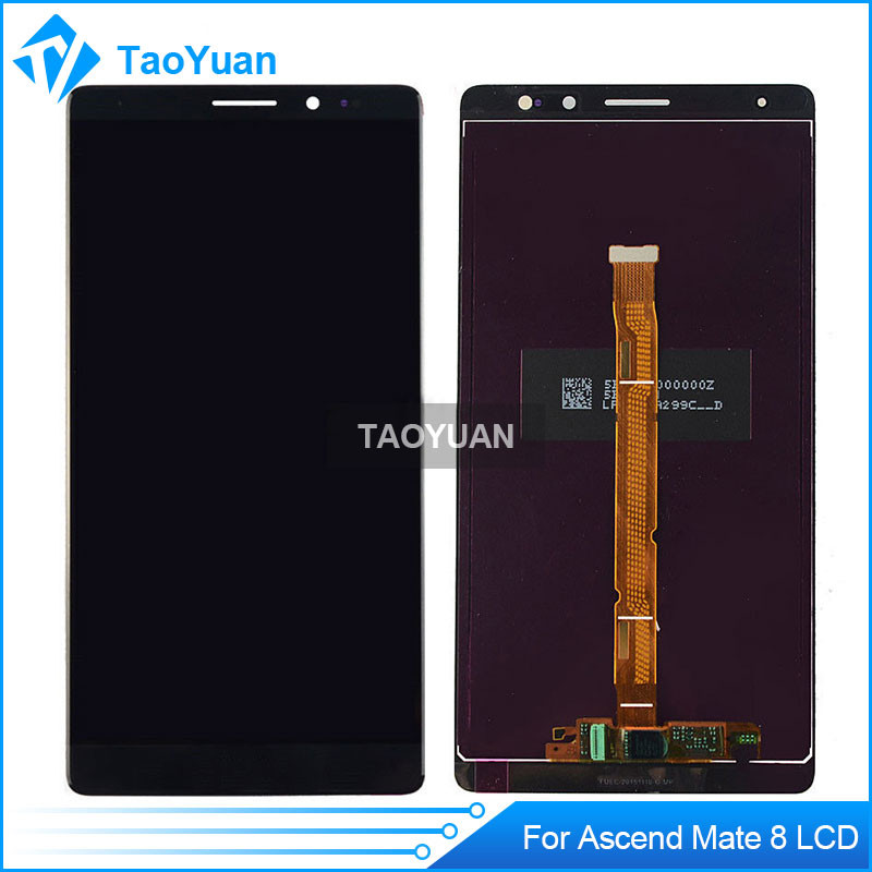 New Arrival LCD for HUAWEI Mate 8 LCD Touch Screen Display