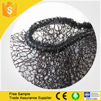 Ladies Black Hair Nets Wig Cap Disposable Hair Nets Invisible hairnet