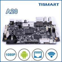 Allwinner A20 ARM C Dual Core Board for tax bus advertising player