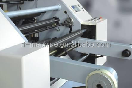 Automatic paper bag making machine for store