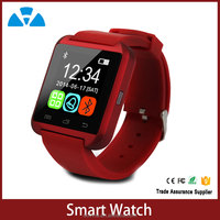 New Arrival Android Smart Watch 2014 with Watch Phone Android 4.4 Bluetooth Smartwatch for apple Iphone6S