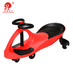 Children plastic toy car ASTM, CE EN71 certified twister car for kids