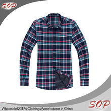100% cotton modern style slim polo gents fashion shirts for men