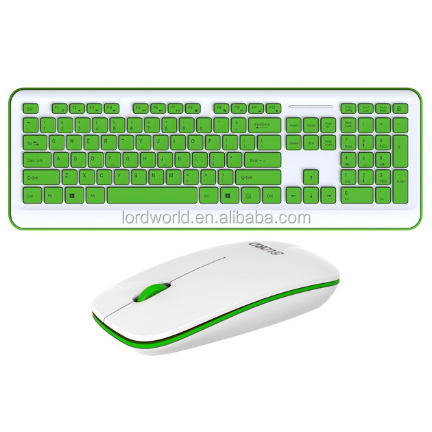 2016 Wired computer Laptop arabic optical mouse ergonomic keyboard for lenovo