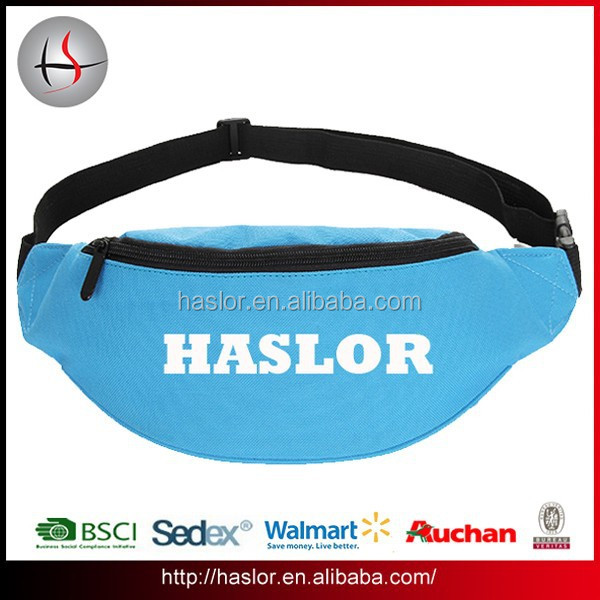 Factory Directly Audit Outdoor Sport Fashion Funny Waist Bag Belt