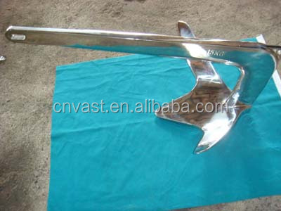 stainless steel yatch anchor