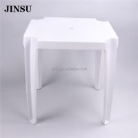 Best Selling Cafe Dining Table Outdoor Plastic Tables And Chairs